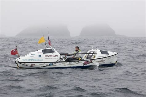row boat around the world sarah outen rowing kayaking cycling round the world