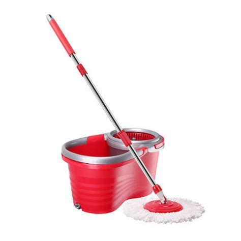 Bolde Mop Deluxe Plus primecables cleanwise deluxe spin mop magic swivel and 360 degree spin mop