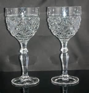 Cut Glass Barware Cut Bar Glass Stemware Glassware