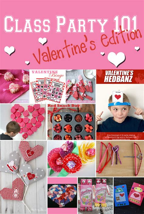 valentines class class 101 s edition the crafting