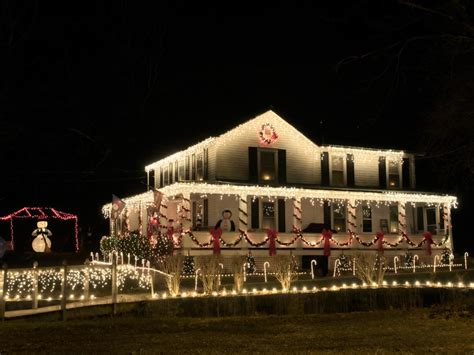 ideas for christmas lights on a ranch house stunning outdoor displays hgtv