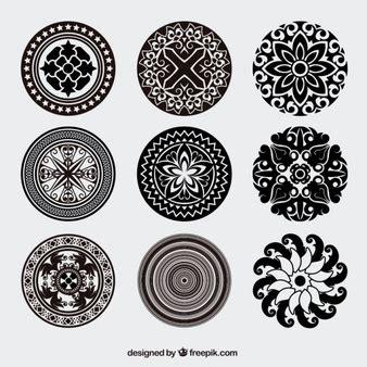 floral pattern vector cdr files adobe illustrator fotos y vectores gratis