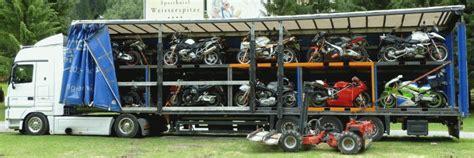 Motorradtransport Deutschland by Motorradtransport Nsk Motorradreisen