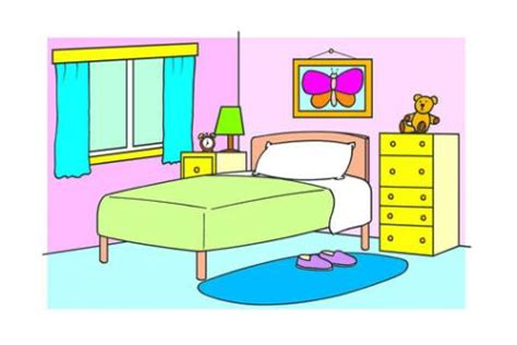 Clipart Bedroom Wall Bedroom Learnenglish Council