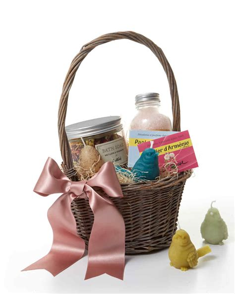 easter baskets for adults 8 luxurious easter basket ideas for adults martha stewart
