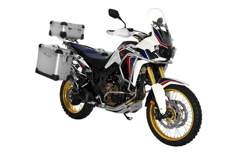 Honda Motorrad Accessories by Honda Announces Prices For The Crf1000l Africa Twin Travel