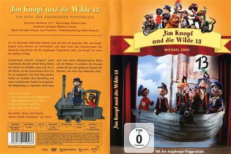 jim knopf und die wilde 13 augsburger puppenkiste jim knopf und die wilde 13 dvd