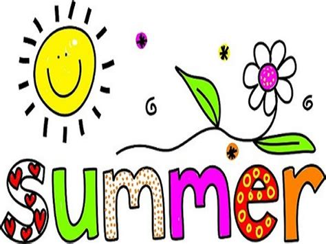 word clipart happy summer clipart clipart panda free clipart images