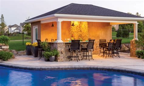 pool houses bucks county pool house plan design pool houses in richboro pa gasper landscape design