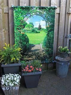 l ophangen instructie plaats een tuinposter in uw tuin en sta versteld van het