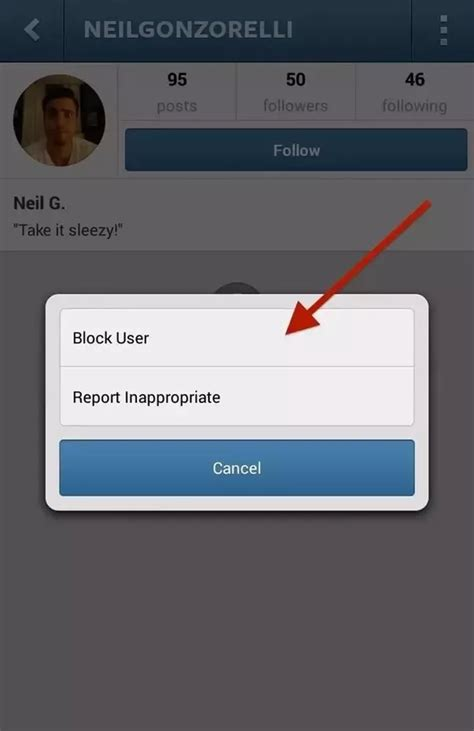 How To Find You Ve Blocked On Instagram If I Block Someone In My Instagram And I Decide To Send A Direct Message Can She He