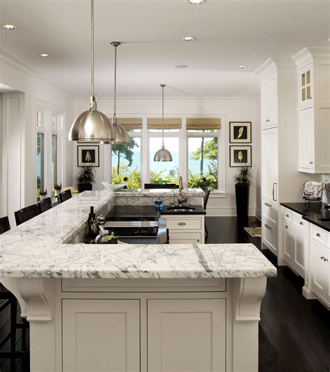 exceptional kitchen island with cooktop and sink also