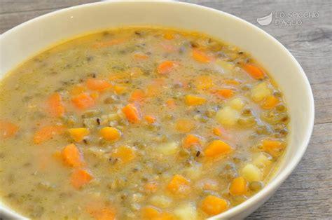cucinare fagioli azuki ricetta zuppa di fagioli azuki verdi le ricette dello