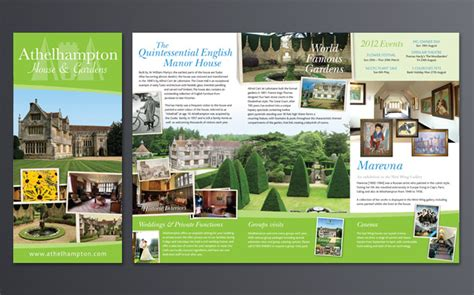 design a leaflet to encourage tourist to visit egypt marketing collateral designed for dorset tourist