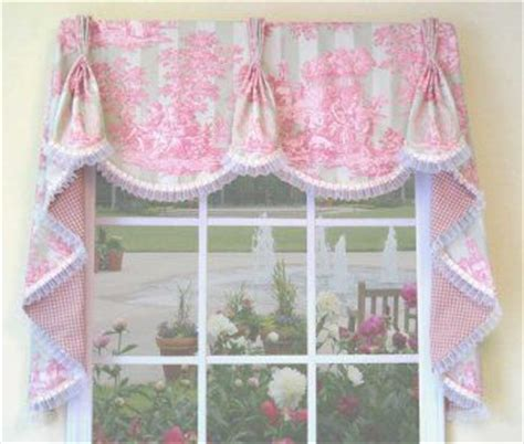 swag curtains patterns free 25 best ideas about valance curtains on pinterest swag