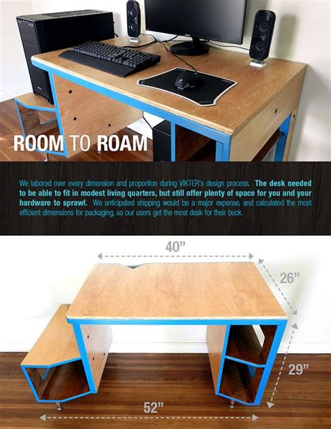 corner computer desk and extension wing woodworking plans