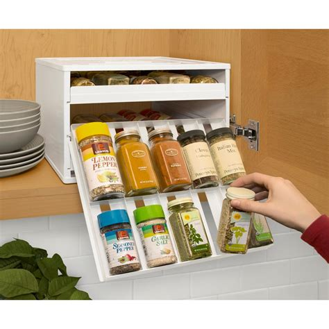 Spice Bottle Organizer Upc 899869002061 Youcopia Chef S Edition Spicestack 30