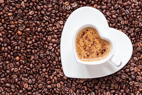 wallpaper coffee cup love wallpaper coffee cup cappucino love heart coffee beans