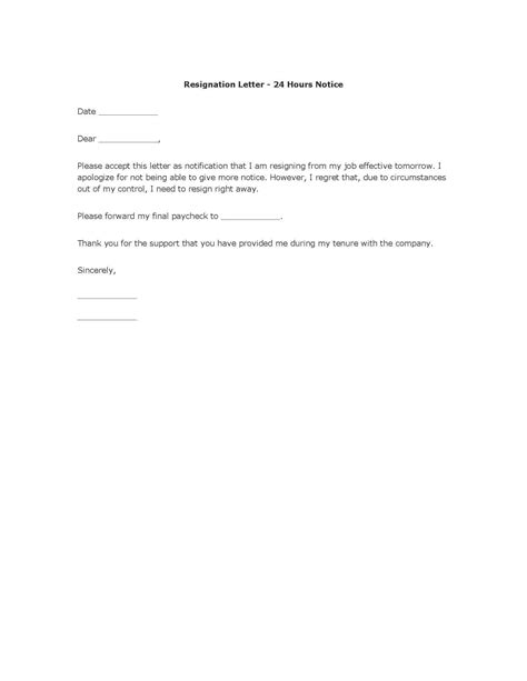 Acceptance Of Resignation Letter With Salary In Lieu Resignation Letter Format Astounding Sle Letters Of Resignation From A