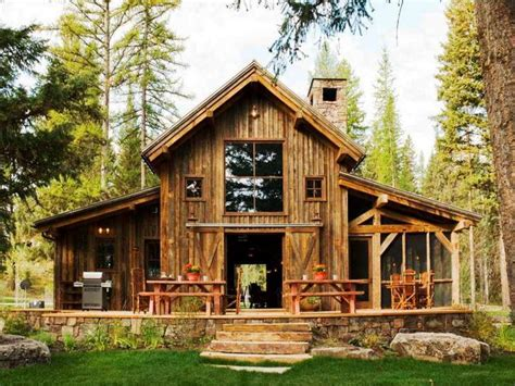 simple rustic log cabin plans
