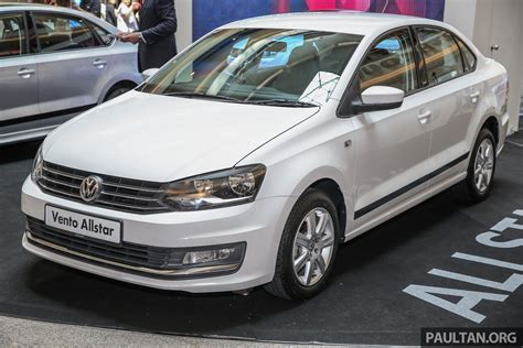 volkswagen vento white india made vw vento allstar vw vento gt launched in malaysia