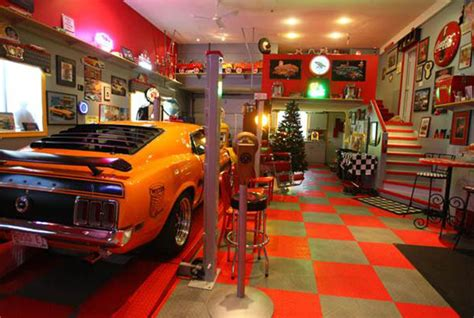 Garage Diner by Top 50 Awesome Cave Pictures
