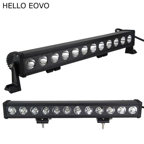 Best Led Light Bar For 4x4 Aliexpress Buy Hello Eovo 21 Inch 120w Led Light Bar For Road Indicators Work Driving