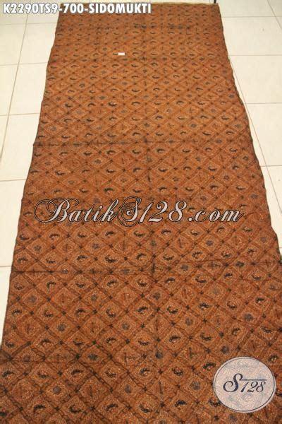 Dress Batik Tulis Halus Coklat Klasik batik halus warna coklat motif klasik sidomukti batik jawa tengah proses tulis pewarna soga