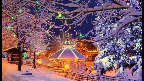 world best christmas city the world s most magical towns doovi