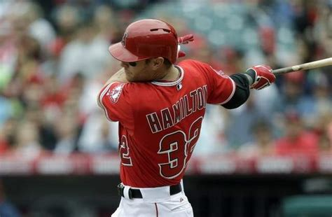 josh hamilton swing mlb picks los angeles angels at chicago white sox news