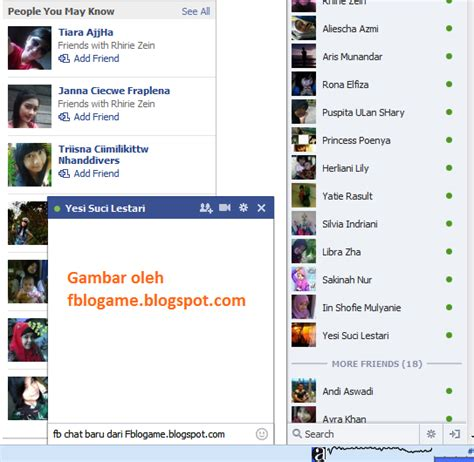 download themes facebook terbaru download fb chat facebook chat terbaru tutorial cara