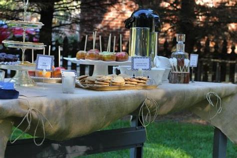 Backyard Bbq Decorations by Backyard Barbeque Baby Shower Ideas Baby Shower Ideas