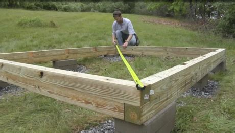 build  foundation  frame  floor   garden