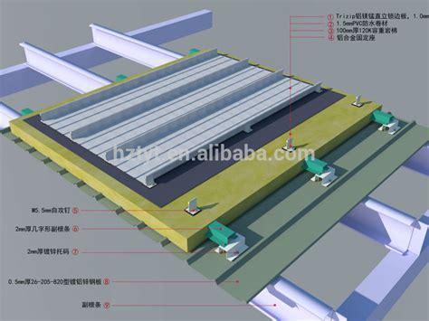 Aluminium Embossed Roofing stucco embossed aluminium standing seam roof panel buy