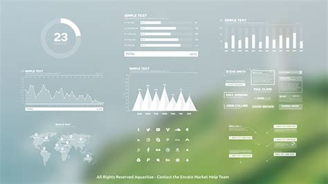 after effects free infographic template infographics archives free after effects template