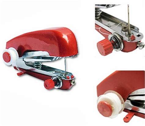 Mesin Jahit Engkol Tangan mesin jahit mini kecil molek kedai cadar patchwork murah berkualiti
