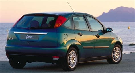 focus imagenes urbanas ford focus hatchback 1998 2001 opiniones datos t 233 cnicos