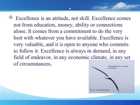 Mba Skills In Demand by Attitude For Excellence