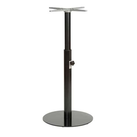 height adjustable table base powder coated echelon