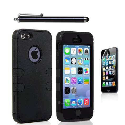 Iphone 5 5s 5g Transcover Shockproof Iphone5 5s 5g Shockproof hybrid shockproof soft rugged cover for apple iphone