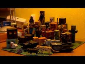 Minecraft Papercraft Collection - minecraft papercraft collection with all mobs from