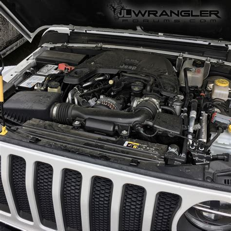 Do We Have A Pic Of The Engine Bay With A 3 6l Pentastar