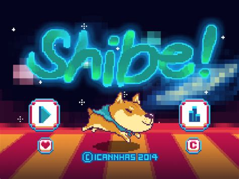 Space Critters tap to zap space critters in shibe