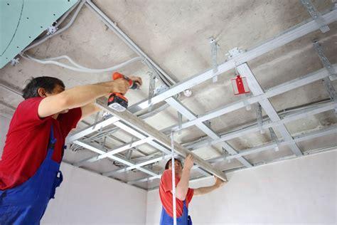 Plafond Flottant by Isolation Acoustique Plafond Mat 233 Riaux Prix