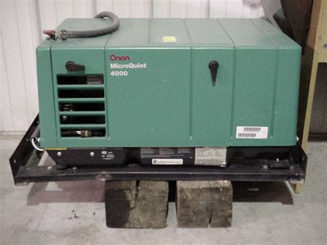 rv parts rv generators used and new for sale brands onan