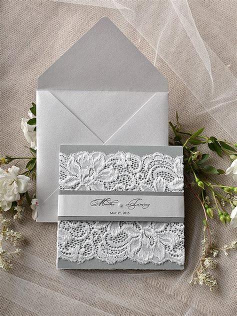 hochzeitseinladungen rosa grau bodas de plata silver and grey wedding invitation