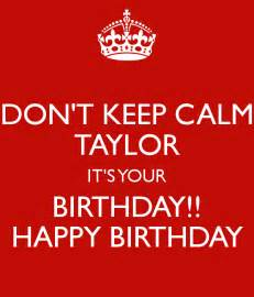 don t keep calm it s your birthday happy birthday poster jenner keep calm o matic