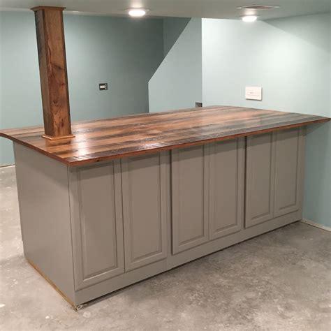 custom made bar tops custom reclaimed bar top with cabinetry by greg pilotti furniture maker custommade com