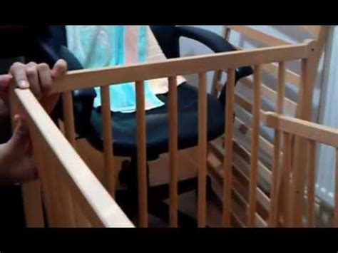 Sniglar Crib Assembly by How To Assemble Baby Cot Mothercare Cot