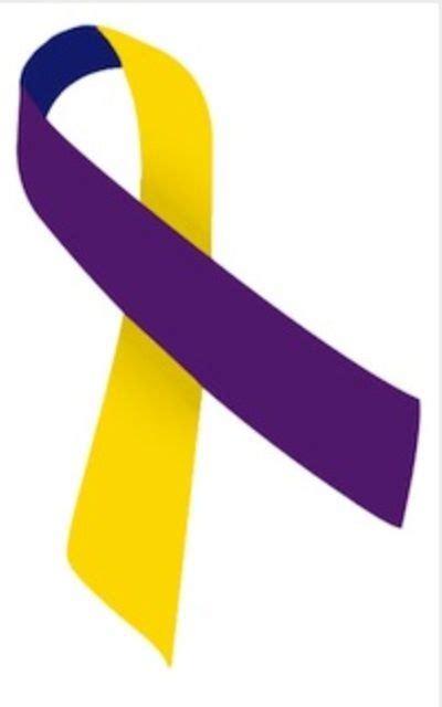 bladder cancer color 30 best list of cancer awareness ribbons images on